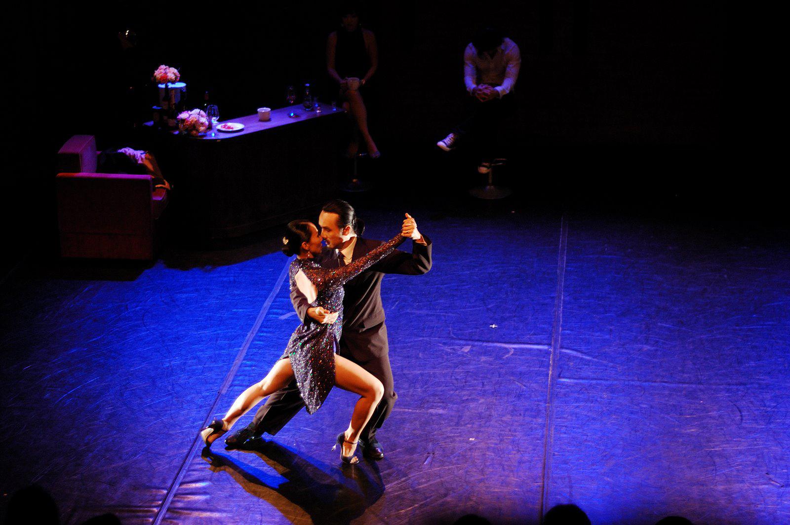 2009-08 - Fringe - Leonel & Florencia